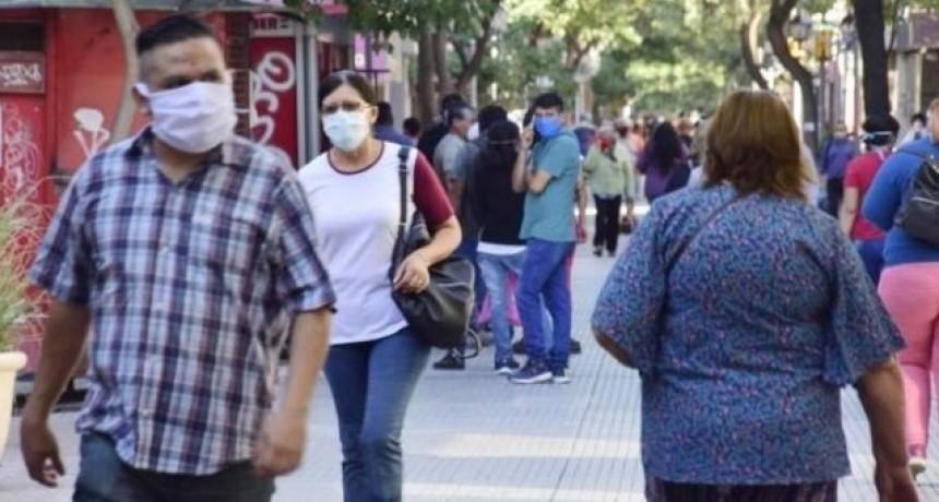 CORONAVIRUS EN CATAMARCA: 50 NUEVOS CONTAGIOS Y UNA MUERTE