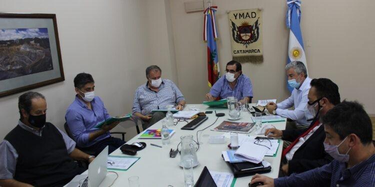 YMAD DIAGRAMA ACCIONES PARA DEFINIR EL PLAN DE INVERSIONES 2021-2024