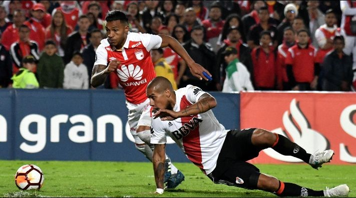 RIVER ANTE INDEPENDIENTE SANTA FE DESDE ASUNCION
