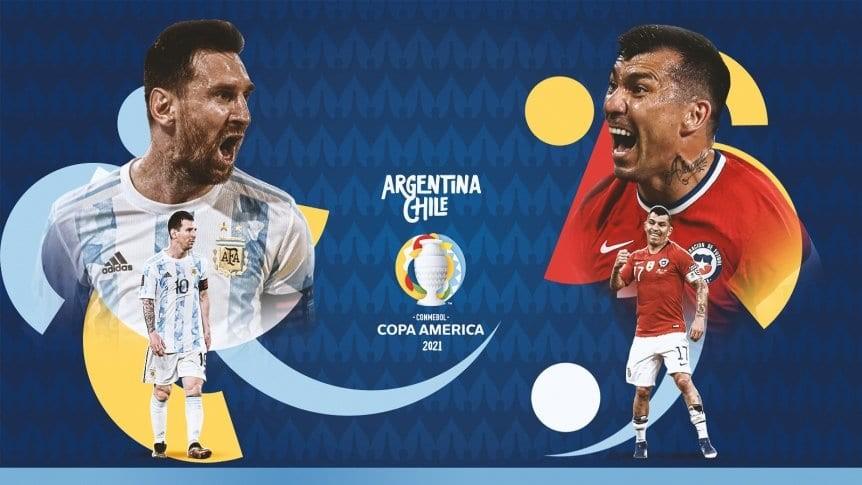 COPA AMERICA: ARGENTINA DEBUTA ANTE CHILE