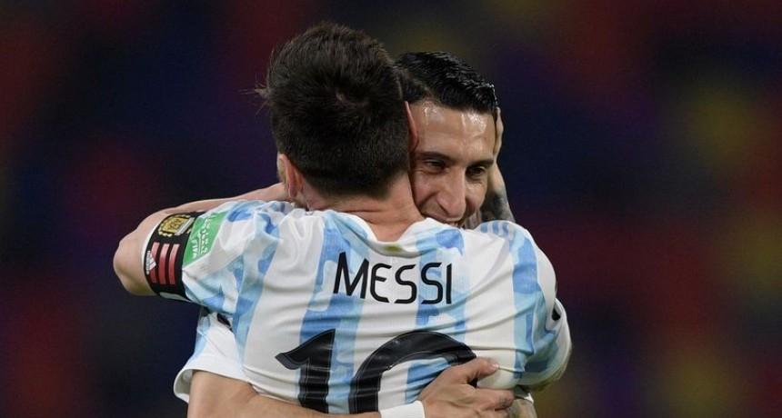 ARGENTINA RECIBE A URUGUAY, EN UN PARTIDAZO