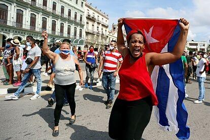CORTE TOTAL DE INTERNET EN CUBA