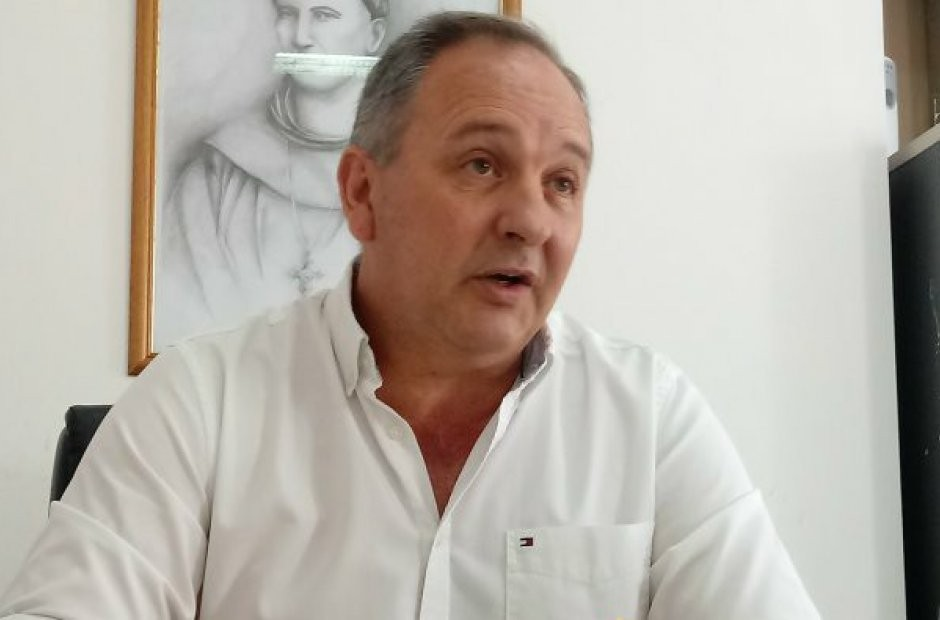 EL DIRECTOR DEL HOSPITAL DE NIÑOS DIO POSITIVO DE COVID-19
