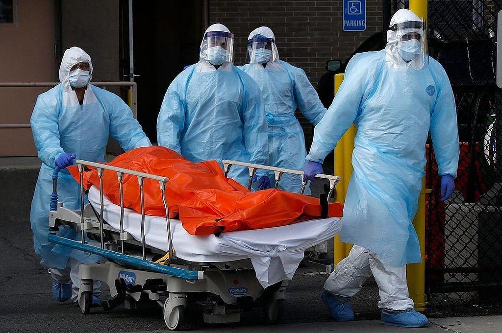 SE INVESTIGA LA CAUSA DE MUERTE DE UNA PERSONA EN LA CAPITAL