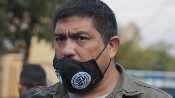FUERTE DENUNCIA DE WALTER AREVALO