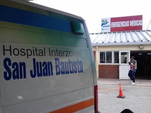 EL DIRECTOR DEL HOSPITAL SAN JUAN BAUTISTA DIO POSITIVO DE CORONAVIRUS