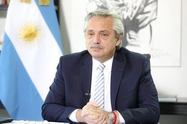 ALBERTO FERNÁNDEZ DIO NEGATIVO DE CORONAVIRUS