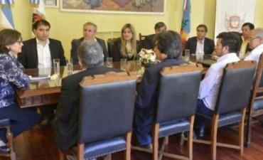 Corpacci bajó línea a los senadores oficialistas