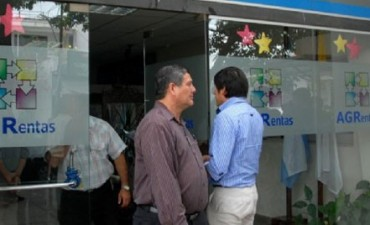 Rentas: El próximo año no habrá moratorias