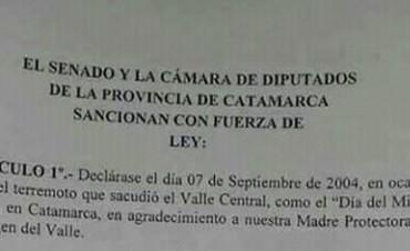 Será feriado provincial el 7 de septiembre de cada año