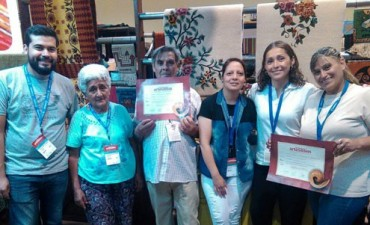 Feria internacional premió a artesanos catamarqueños