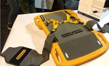 Crean un resucitador automático de diseño nacional