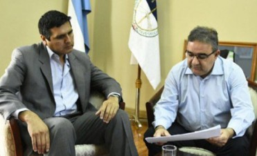 Jalil vetó el Fondo Complementario Municipal
