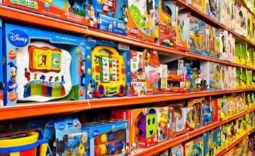 """El sector del Juguete advierte """"poca venta"""", sobre stock y avalancha de importados chinos"""