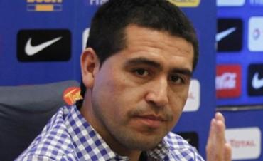 Juan Román Riquelme 'exigió' ganar la Copa Libertadores y apostó un asado con D'Onofrio