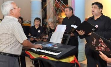 Emotivo concierto navideño en Casa de la Cultura