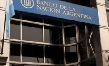 Banco Nación, viernes sin atención